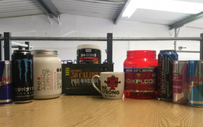 Do you even know how much Caffeine is in a Coffee, Energy Drink or Pre Workout?